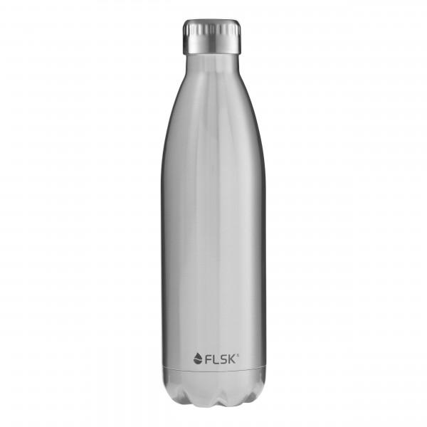 FLSK Trink- / Isolierflasche 750ml Stainless 18h warm oder 24h kalt