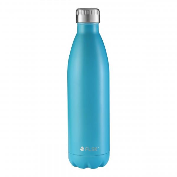 FLSK Trink- / Isolierflasche 750ml Caribbean 18h warm oder 24h kalt