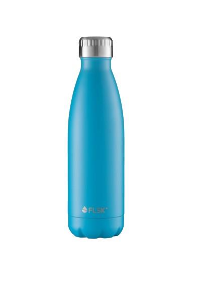 FLSK Trink- / Isolierflasche 500ml Caribbean 18h warm oder 24h kalt