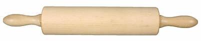 Küchenrolle Stahlachse drehbar länge ca. 42 cm