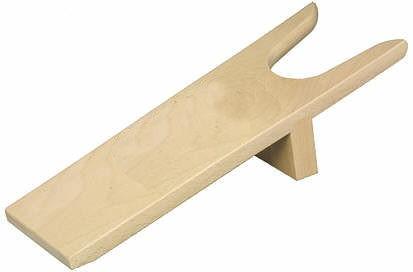 Stiefelknecht Holz nicht gebrannt ca. 33 cm