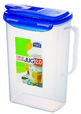 Lock & Lock HPL735 Saftkrug, passend für die Kühlschranktür 2,0 l