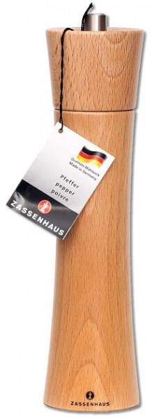 "Zassenhaus Pfeffermühle ""Frankfurt"" natur 24 cm"