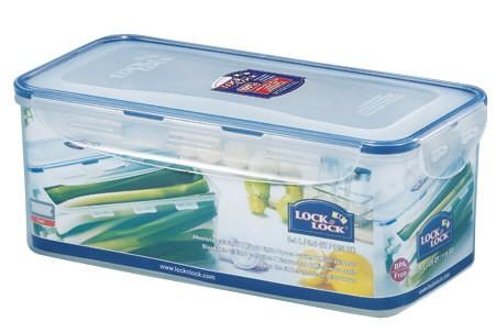 Lock & Lock HPL848 Dose für Toastbrot rechteckig 3,4 l