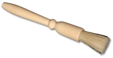 Backpinsel rund ca. 19 x 2 cm