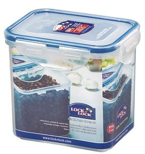 Lock & Lock HPL808 Dose rechteckig 850 ml