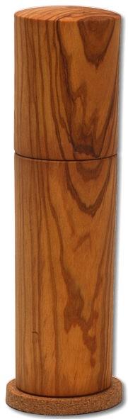 Salz-/Pfeffermühle SeleXions Olivenholz mit Keramikmahlwerk 18,4 cm
